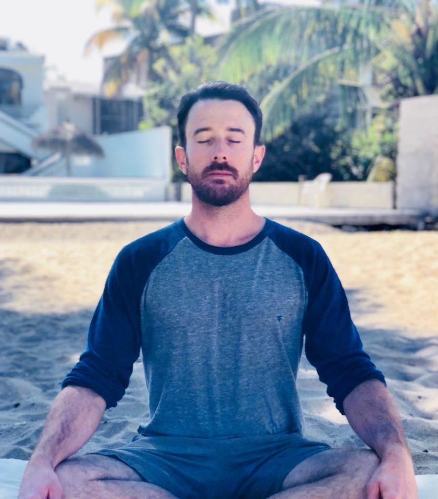 adam meditates