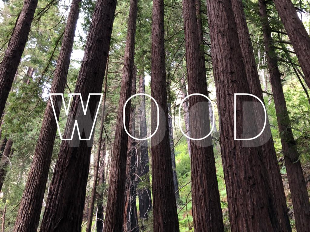 1 wood