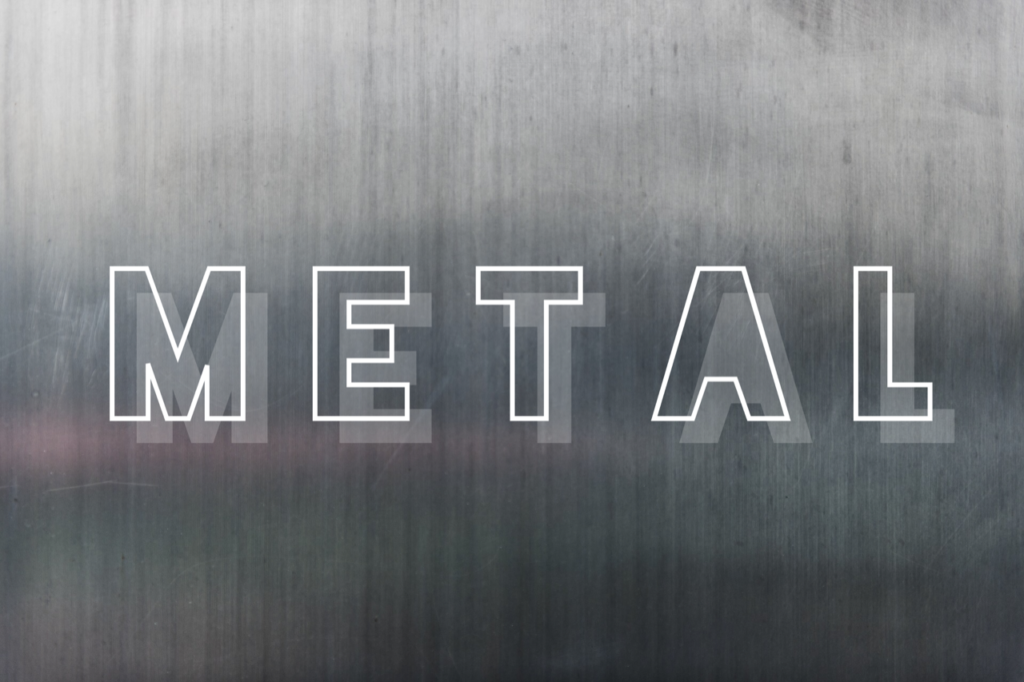 4 metal